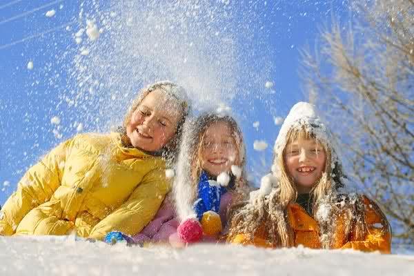 Где сейчас зима а где лето в мире